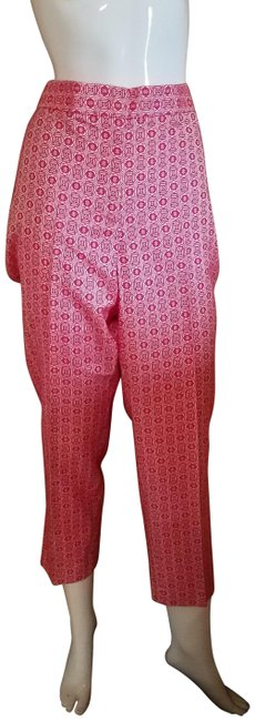 Item - Red/White Heritage Red/White Pants Size 12 (L, 32, 33)
