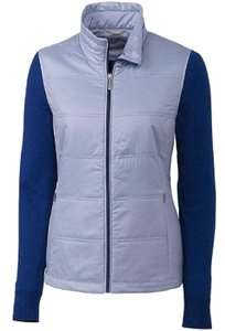 Cutter & Buck Jacket Sweater Soft Quilted Vest