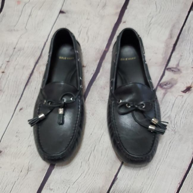 Cole Haan Black D43344 Flats Size US 7.5 Regular (M, B) Cole Haan Black D43344 Flats Size US 7.5 Regular (M, B) Image 1