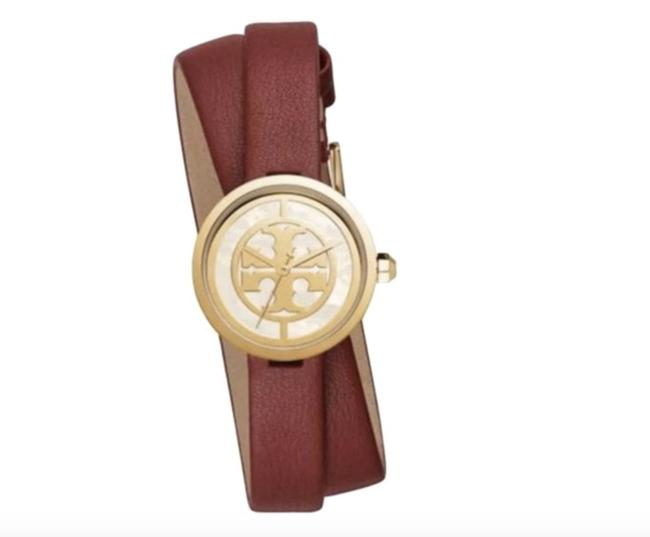 Item - Cranberry Red Reva Double Wrap Tbw4031 Watch