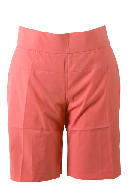 Item - Light Coral Ema Micro Stretch Shorts Size 6 (S, 28)