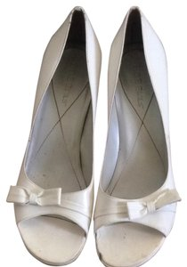 BCBGirls White Pumps