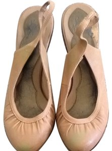 Very Volatile Tan Wedges