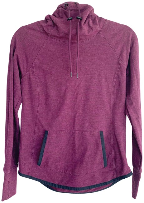 Item - Purple Berry Cowl Activewear Outerwear Size 2 (XS)