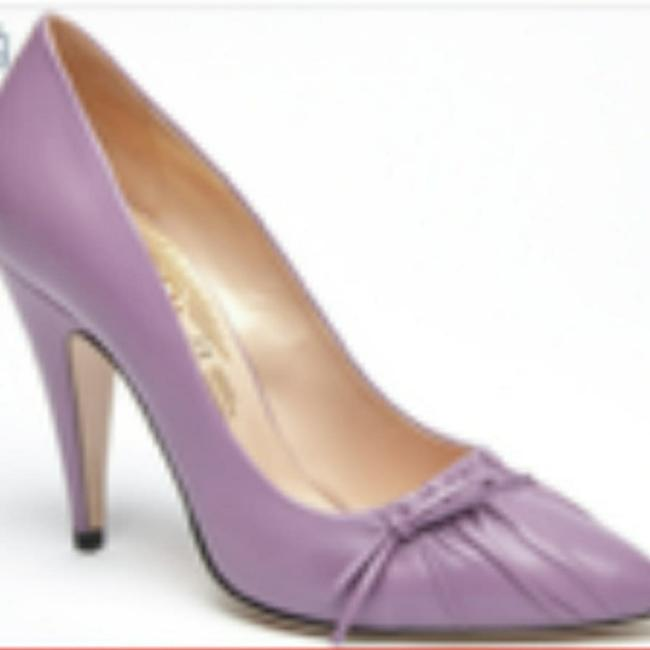Item - Lavender New Leather Cruise Pumps Size US 8.5 Regular (M, B)