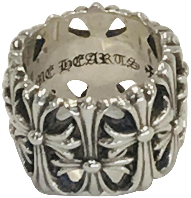 Item - Silver Cemetery Ring