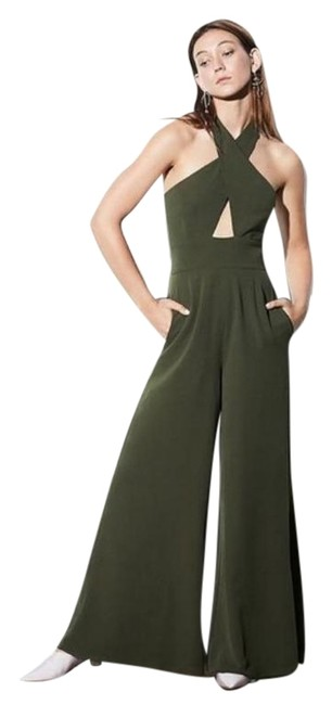 Item - Green Jones Romper/Jumpsuit