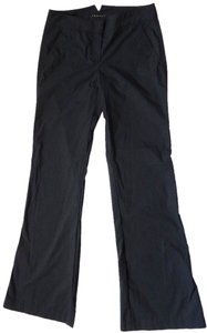 Theory Dress Pant Office Wide Leg Pants black