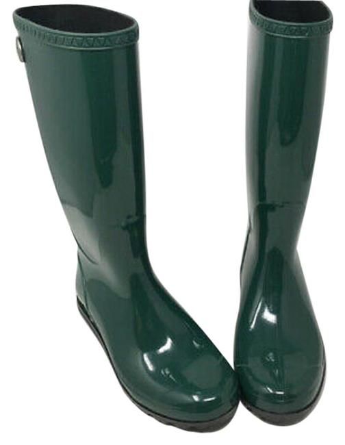 Item - Green Rain Tall Boots/Booties Size US 7 Regular (M, B)