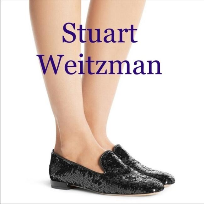 Stuart Weitzman Womens PIPEARKY Loafer Flat