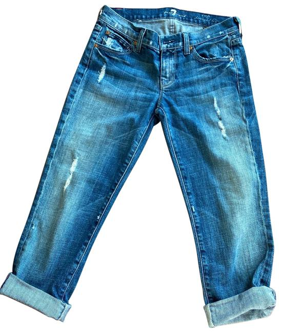 Item - Blue Denim Medium Wash 123 Relaxed Fit Jeans Size 2 (XS, 26)