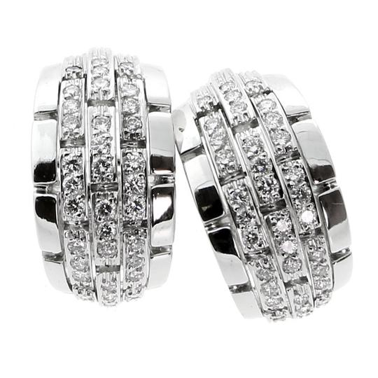 Preload https://img-static.tradesy.com/item/27612726/cartier-white-gold-panthere-oriane-diamond-80-earrings-0-0-540-540.jpg