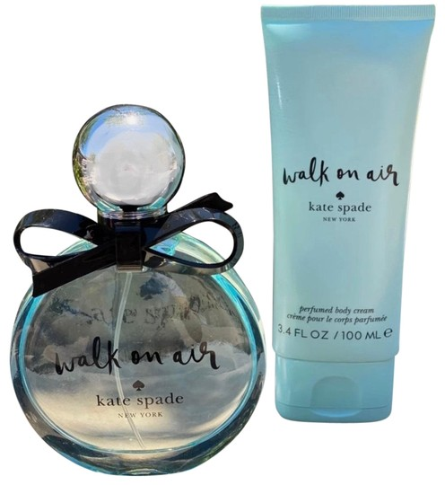 Preload https://img-static.tradesy.com/item/27612748/kate-spade-walk-on-air-34-oz-eau-de-parfum-spray-and-34-oz-body-cream-fragrance-0-3-540-540.jpg
