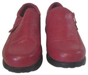 Dr. Scholl's Red Flats