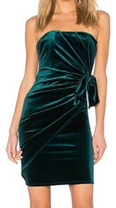 Green Maxi Dress by Michael Costello