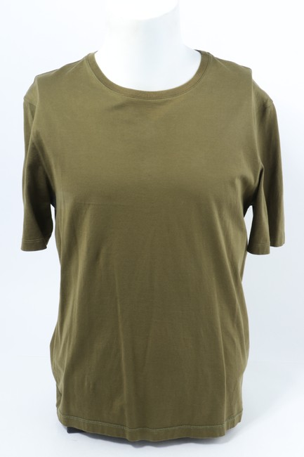 Item - Green Malles De Lv Sleeve T-shirt Shirt