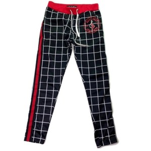 Baby Phat Black Tracksuit Joggers Jogger Athletic Pants Red