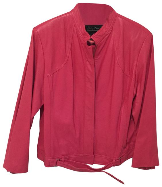 Item - Pink and Silver 77025 with Hardware Nwt. 1x Jacket Size 20 (Plus 1x)