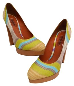 Missoni Multicolor Pumps