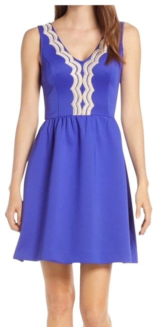 Item - Royal Purple Rorey Short Cocktail Dress Size 2 (XS)