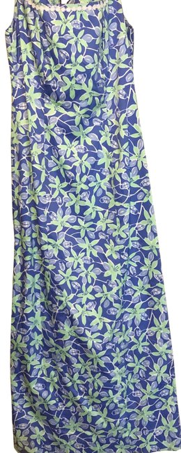 Item - Flower Long Casual Maxi Dress Size 2 (XS)