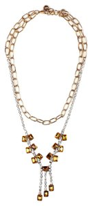 Lulu Frost Lulu Frost Yellow Duchess Necklace