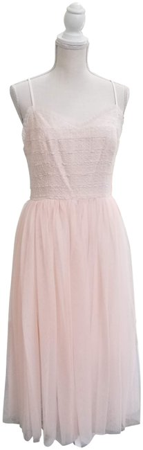 Item - Pink Mid-length Night Out Dress Size 8 (M)