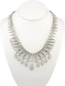 Other Pave CZ Necklace & Earrings Set