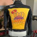 Levi's Black Los Angeles Lakers Repeat Champs Jacket Size 4 (S) Levi's Black Los Angeles Lakers Repeat Champs Jacket Size 4 (S) Image 2