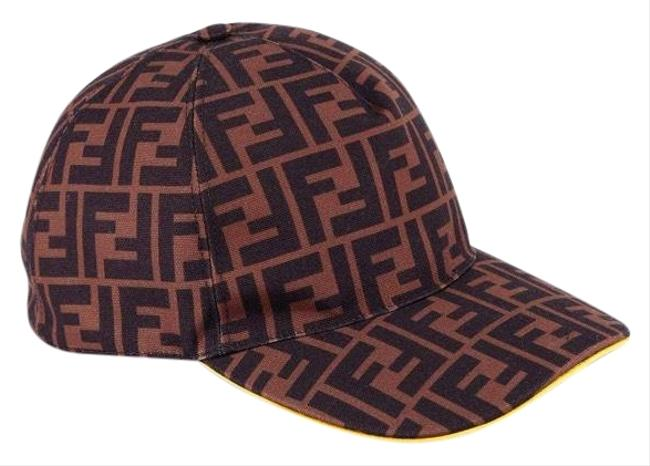 Item - Ff Logo Printed Baseball Hat