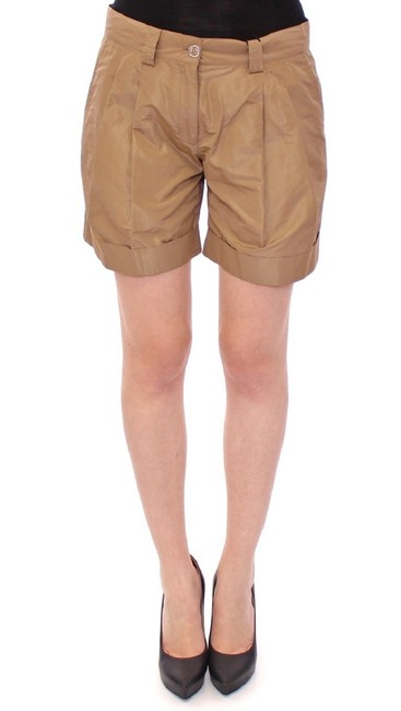 Item - Brown Chinos Pants Dolce & Gabbana Shorts Size 6 (S, 28)