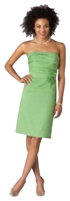Preload https://item4.tradesy.com/images/after-six-green-6607-short-cocktail-dress-size-12-l-276223-0-0.jpg?width=400&height=650