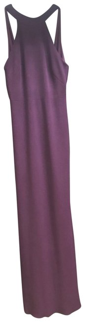 Item - Aubergine 6807 Long Formal Dress Size 0 (XS)