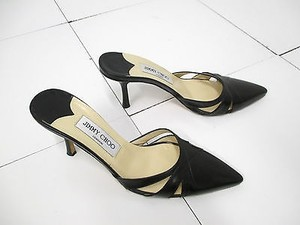 Jimmy Choo Black Pumps Blacks Mules