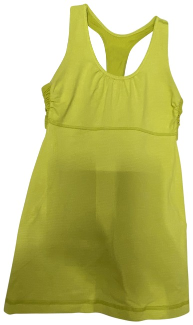 Item - Yellow Excellent Condition Tank Top/Cami Size 6 (S)