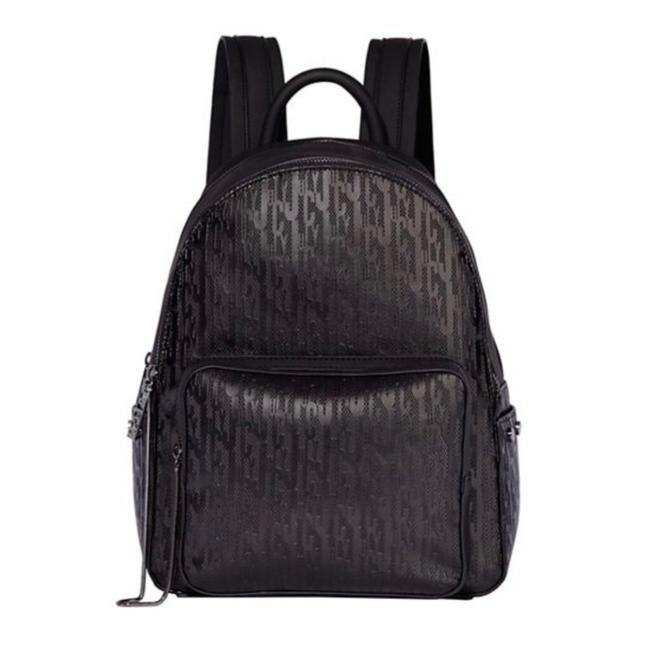 Item - Alpine Zippy Black Backpack