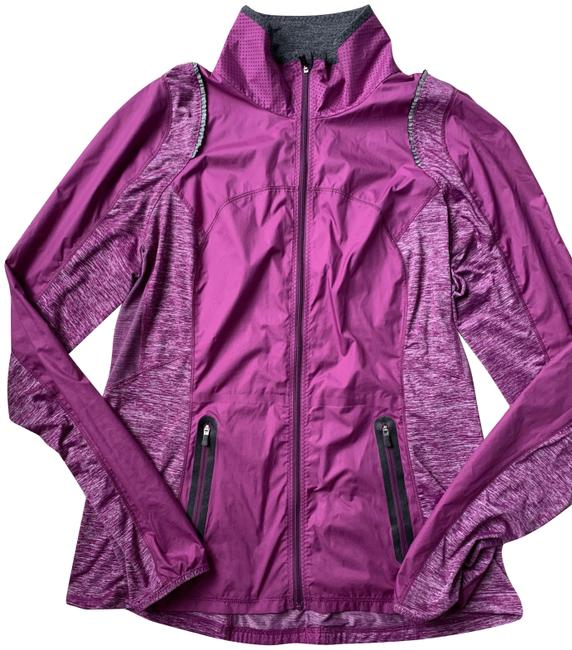 Item - Magenta Activewear Outerwear Size 12 (L)