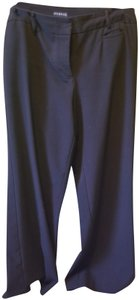 George Straight Pants Black