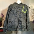 The People Of The Labyrinths Olive Green Camo Jacket Size 4 (S) The People Of The Labyrinths Olive Green Camo Jacket Size 4 (S) Image 3