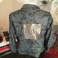 The People Of The Labyrinths Olive Green Camo Jacket Size 4 (S) The People Of The Labyrinths Olive Green Camo Jacket Size 4 (S) Image 7