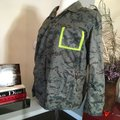 The People Of The Labyrinths Olive Green Camo Jacket Size 4 (S) The People Of The Labyrinths Olive Green Camo Jacket Size 4 (S) Image 9