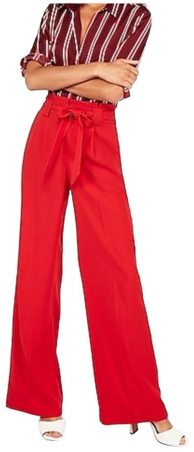 Item - Red High M Pants Size 8 (M, 29, 30)