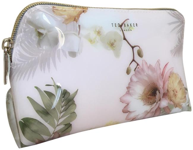 Item - Light Pink Woodland Make Up Cosmetic Bag