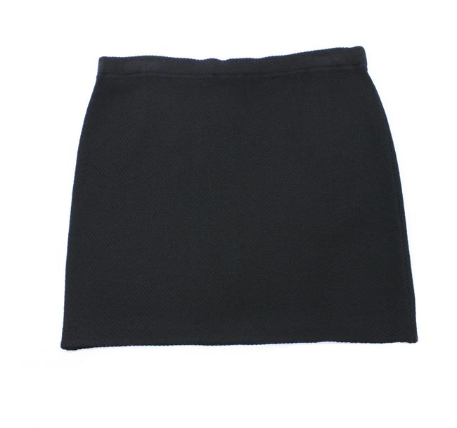 Item - Black Collection By Marie Gray Knit Skirt Size 8 (M, 29, 30)