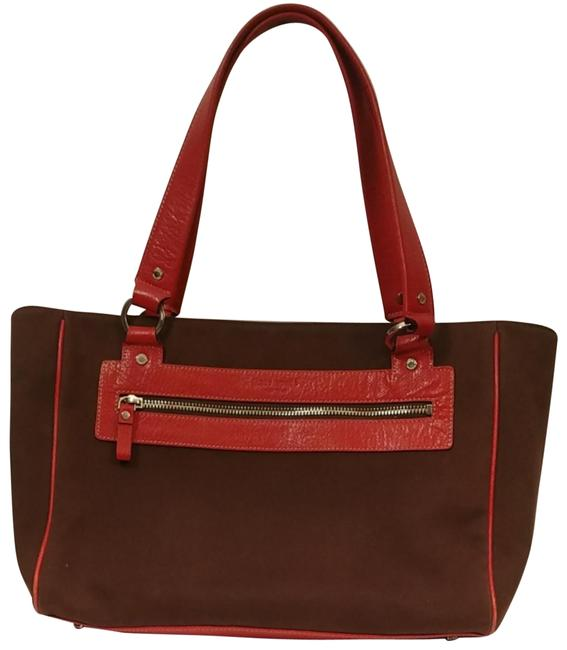 Item - Shopping Bag Brown Canvas Tote