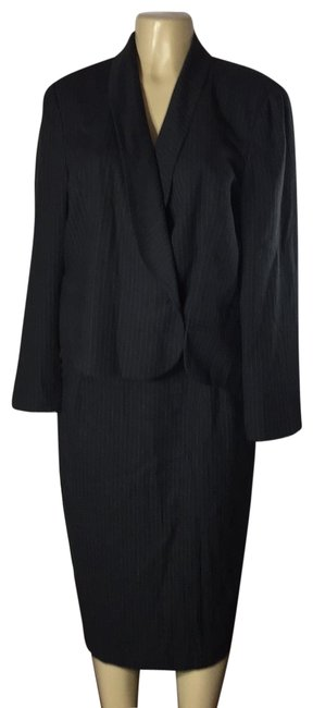 Item - Black Skirt Suit Size 14 (L)