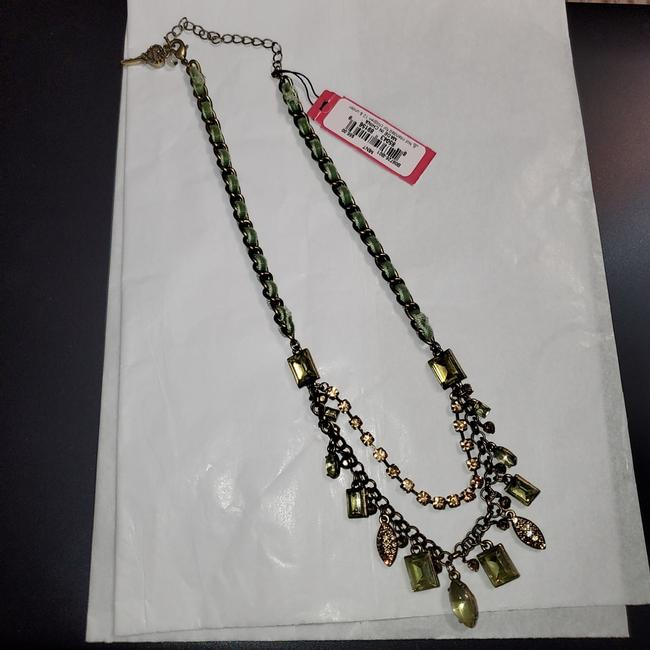 Item - Green Mint Mixed Necklace
