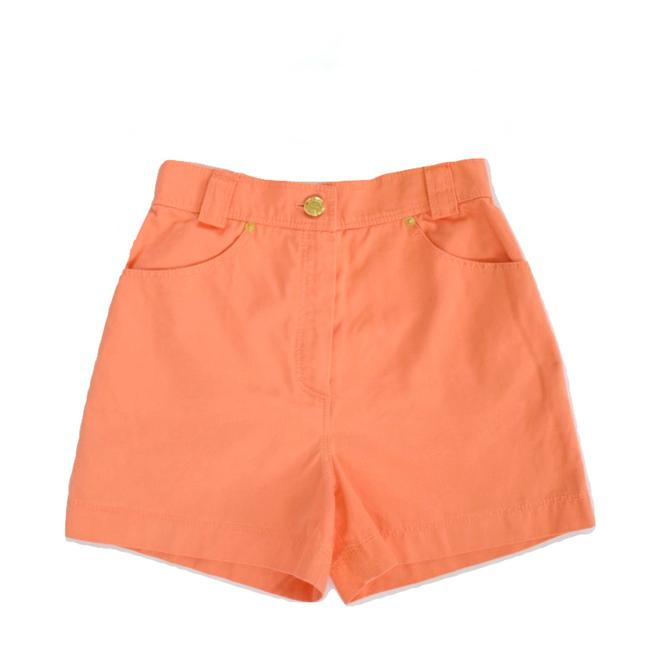 Item - Melon High-rise Luxe Denim Style Shorts Size 6 (S, 28)