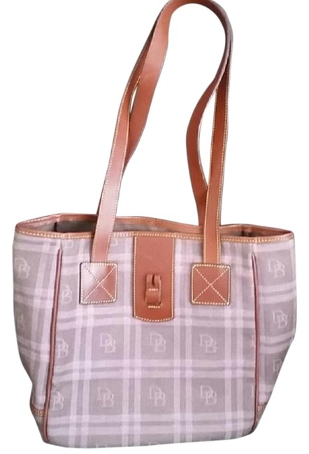 Item - Bucket Bag Lilac Brown Leather Tote