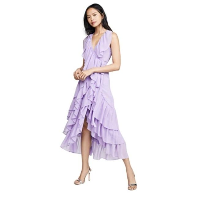 Item - Purple Liune Mid-length Casual Maxi Dress Size 0 (XS)
